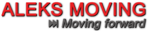 Aleks Moving - Residential Movers - Acton logo